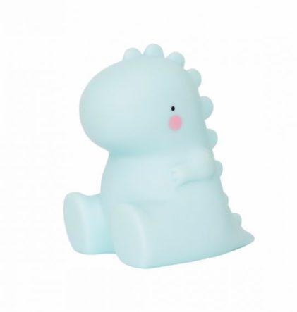 dinozaver t rex little lovely company nočna lučka
