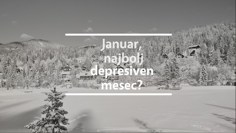 januar depresija depresivnost