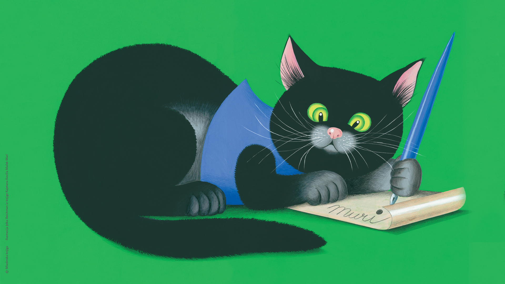 pravljica maček muri