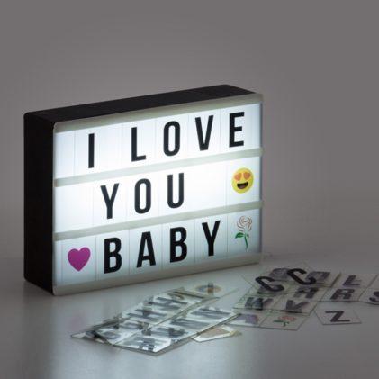 lightbox mini a6