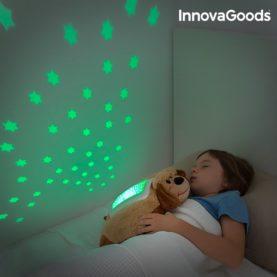 plišasta igračka projektor pes