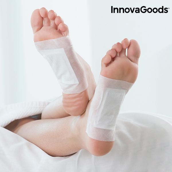 razstrupljevalni obliži za noge