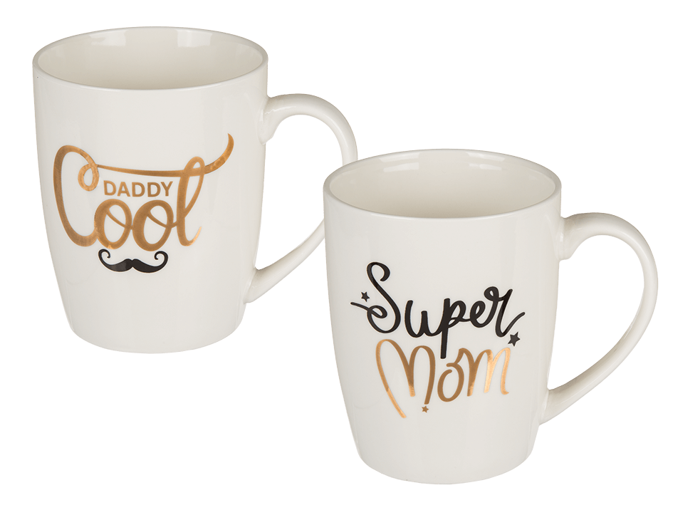 set skodelic super mom daddy cool