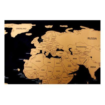 Zemljevid potovanj