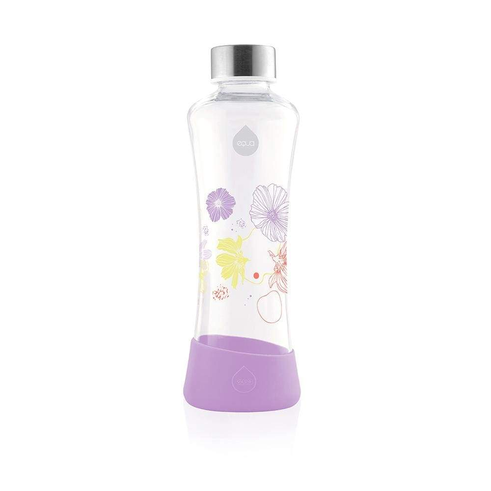 equa lily vijolična flowerhead