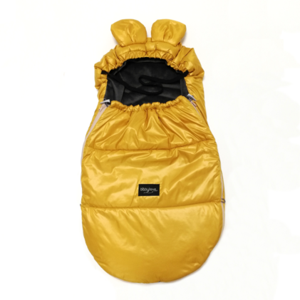 zimska vreča za voziček ali lupinico miki mickey