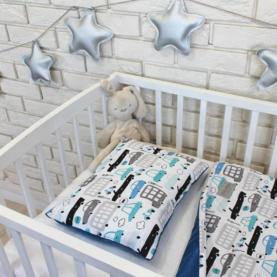 topla posteljnina za dojenčke žamet