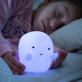 nočna lučka duhec glowy