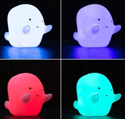 led svetilka duhec halloween