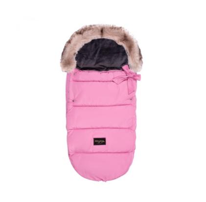 zimska vreča babylove roza
