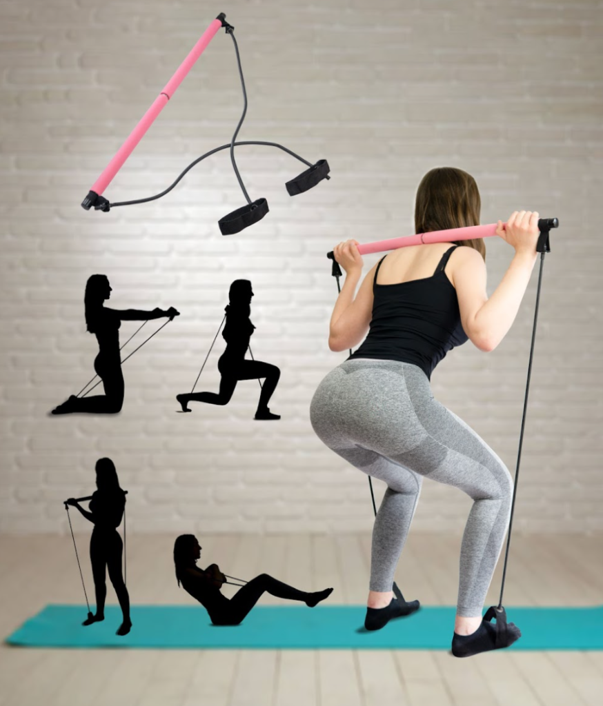 pilates bar shapezy