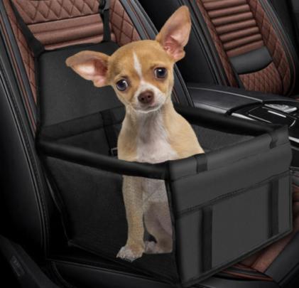 transportna košara za avto za pse